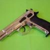 Kimar CZ75 Golden , Top Firing 8mm.PAK Blank gun
