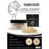 แป้งฝุ่น Sivanna Loose Powder Shine-Control F010