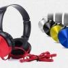 หูฟัง Extra Bass MDR-XB450 ( Stereo Headphones )