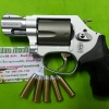 Tanaka S&W .357 M360SC Sandium Cerakote Finish Model gun
