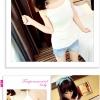 Pre Order เสื้อกล้ามเกาหลี ผ้าบางเบาใส่สบาย มีให้เลือก 3 สี