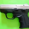 Zoraki M906 Chrome , cal. 9mm.PAK. Blank gun