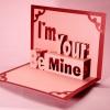 I'm Your ,Be Mine ใส่รูปได้ครับ