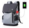 กระเป๋าเป้แฟชั่น ตามติดอินเทรนด์ด้วยช่องเสียบสาย USB ในดีไซน์สวยๆ