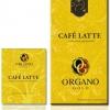 CAFE LATTE คาเฟ่ ลาเต้ เมล็ดกาแฟอาราบิก้าพันธุ์ดี ผสมด้วยเห็ดหลินจือจนมาเป็นมาเป็น CAFE LATTE กาแฟที่คุณโปรดปราน