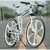 จักรยานเสือภูเขา พับครึ่งได้จาก HUMMER ฟังค์ชั่นครบๆ 21 สปีด ราคาพร้อมส่ง