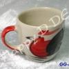 ของชำร่วย แก้วเซรามิค แก้วตราไก่ GG-ml36