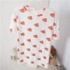 เสื้อยืดแฟชั่น พิมพ์ลายแตงโมน่ารักๆ ลงบนผ้าฝ้าย ทำให้คุณรู้สึกสบาย คล่องตัวสุด