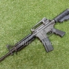 King Arms Colt M4 RIS Gas Blowback