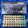Blank Cartridges Walther 9mm.PAK. 50Pcs.