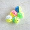 ของเล่นแมว บอลกระพรวน (5 ชิ้น/แพ็ค)
