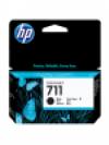 HP 711 80-ml ตลับหมึกอิงค์เจ็ท สีดำ Black Original Ink Cartridge (CZ133A)
