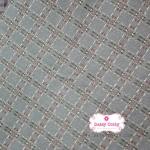 ผ้าทอญี่ปุ่น 1/4ม.(50x55ซม.) สีเทาเข้ม เล่นลายด้าย