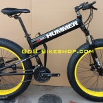 Hummer X FAT bike (ล้อโต 4 นิ้ว) 21 SPEED SHIMANO