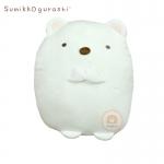ตุ๊กตา (สุมิโกะ ท่านั่ง) หมีขาว ( 11 นิ้ว)