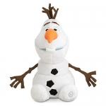 Disney Frozen Singing Olaf Plush 5 Inch