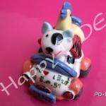 ของชำร่วย ตุ๊กตาปั้น ดุ๊กดิ๊ก เซรามิค PD-ko22