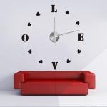 นาฬิกา DIY ขนาด 100ซม. time08