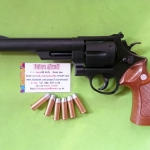 Tanaka S&W M29 .44 Magnum Revolver 6.5 inch Heavy Weight Model cap gun