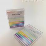 กระดาษวัดค่าพีเอช panpeha indicator paper ,whatman pH 0-14