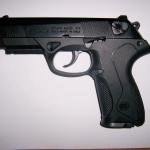 Bruni Beretta PX4/PK4 Strom 8mm Blank gun