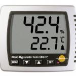 เครื่องวัดอุณหภูมิและความความชื้น Testo 608-H2