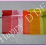 click ราคาด้านใน TCB-CH2035 ขนาด 20x35 cm.(7.8x13.7 นิ้ว) ถุงผ้าแก้ว ถุงผ้าไหมแก้ว (มีหลายสี)