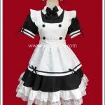 ชุดเมดโตเกียวแองเจิล Tokyo Angel Maid Costume สีดำ