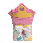 Disney Princess Hooded Towel for Baby