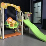 Toy monarch New Sunny Jumbo Slide with Swing สไล ชิงช้า