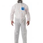 ชุดป้องกันสารเคมี protective clothing