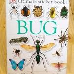 BUG: Ultimate Sticker Book