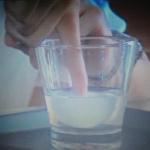 การทดลอง น้ำเป็นน้ำแข็ง อย่างรวดเร็ว