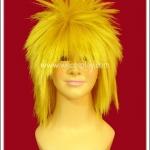 วิกผมโฮคาเงะ ยนไดเมะ นารุโตะ Hokage Yondaime Naruto Cosplay Wig