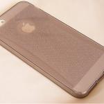 เคสไอโฟน 6/6s เคสไอโฟน TPU Case สีดำ