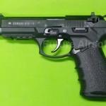 Zoraki 918 Black cal. 9mm.PAK.Blank gun