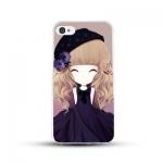เคสไอโฟน 6 / 6s (TPU CASE) สาวเกาหลีน่ารัก แบบ 17