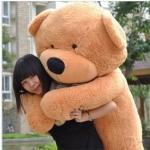ตุ๊กตาหมี ลืมตา ขนาด 2.0 เมตร