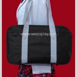 กระเป๋านักเรียนญี่ปุ่น สีดำ