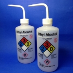 กระบอกฉีด solvent safety wash bottle ethyl alcohol