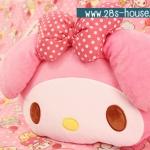 หมอนผ้าห่มตุ๊กตา My Melody ## พร้อมส่งค่ะ ##