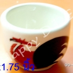 ของชำร่วย แก้วเซรามิค แก้วตราไก่ GG-ml26
