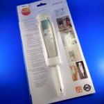 เครื่องวัดอุณหภูมิสำหรับอุตสาหกรรมอาหาร Testo 106-T3 ,The compact food thermometer