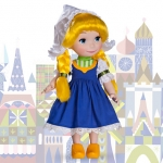 ''it's a small world'' Holland Doll - 16''