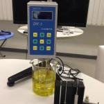 เครื่องวัดความหนืด สารละลาย viscometer