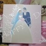 การ์ดแต่งงาน แบบน่ารักๆ หวานๆ สวย มีสไตล์ การ์ดแต่งงาน แนวใหม่ ไอเดียเก๋ๆ
