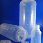 """ขวดพลาสติกใส่สารเคมี ปากกว้าง Wide-mouth plastic bottle """"LP"""""""