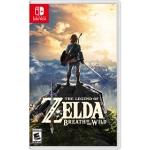 Nintendo Switch : THE LEGEND OF ZELDA: BREATH OF THE WILD (US)