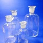 ขวดรีเอเจ้นท์สีใส reagent glass bottle