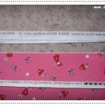 ลักษณะของผ้าญี่ปุ่น ผ้าอเมริกาแท้ (ผ้าคอตตอน พิมพ์ลาย) : Fabric Japan